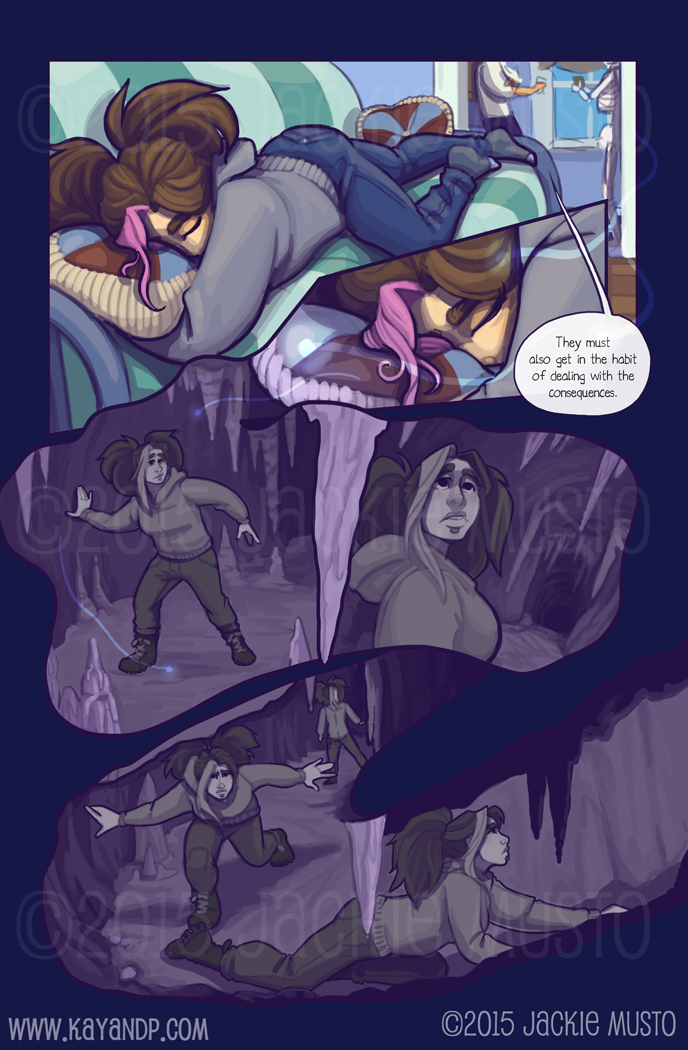 Kay and P, Issue 17: Page 30