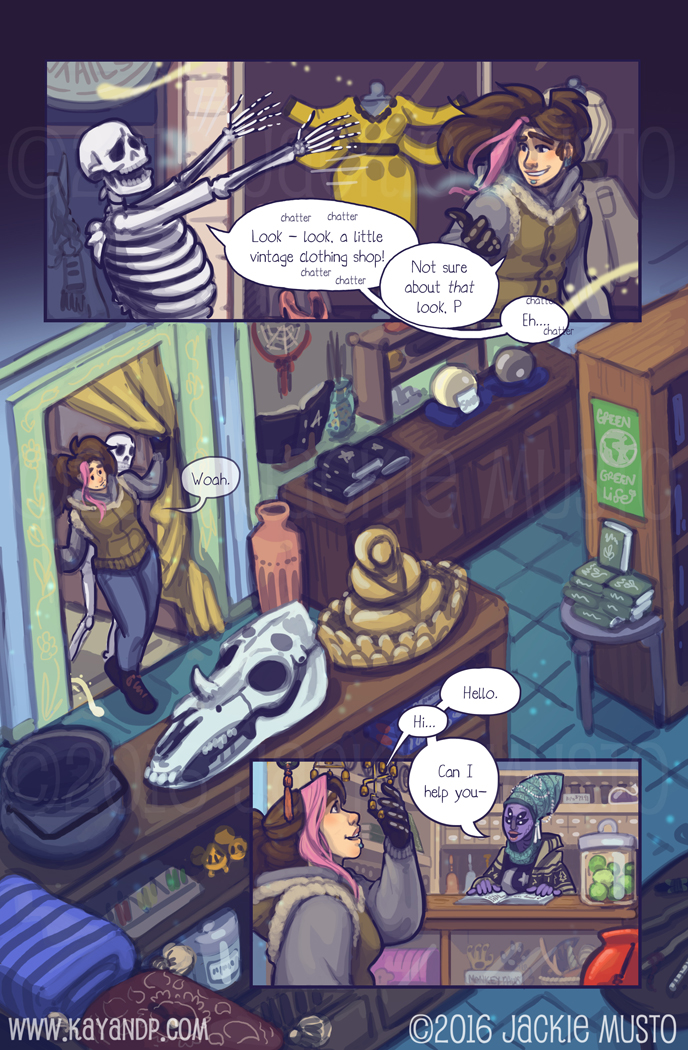 Kay and P, Issue 18: Page 07