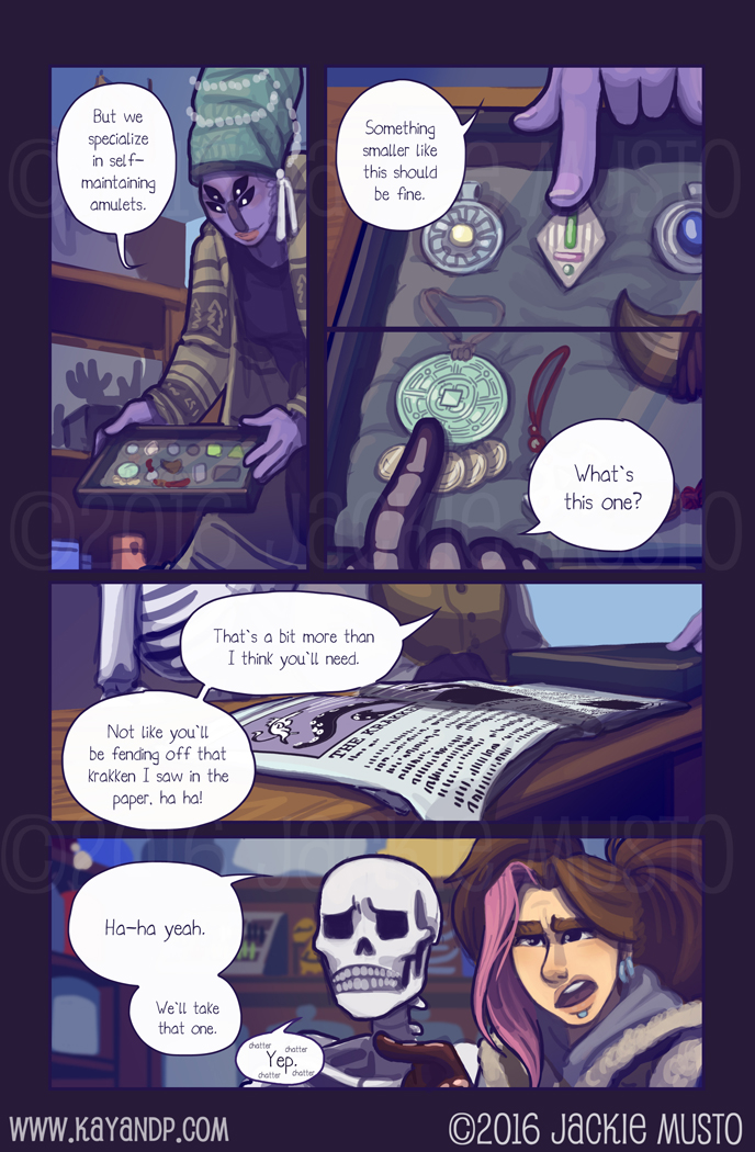 Kay and P: Issue 18, Page 11
