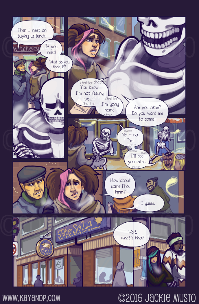 Kay and P: Issue 18, Page 14