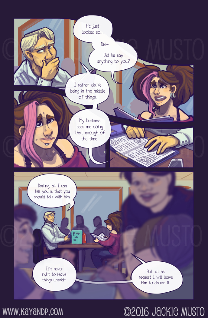 Kay and P, Issue 18: Page 16