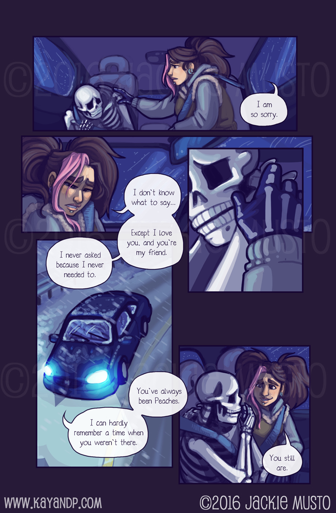 Kay and P: Issue 18, Page 27