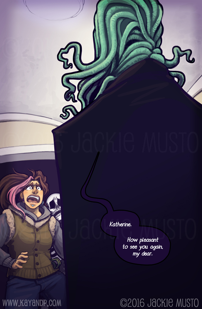 Kay and P, Issue 18: Page 32