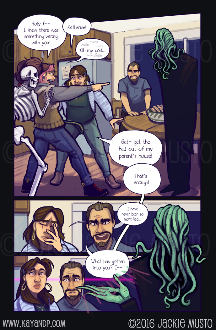 Kay and P: Issue 19, Page 02