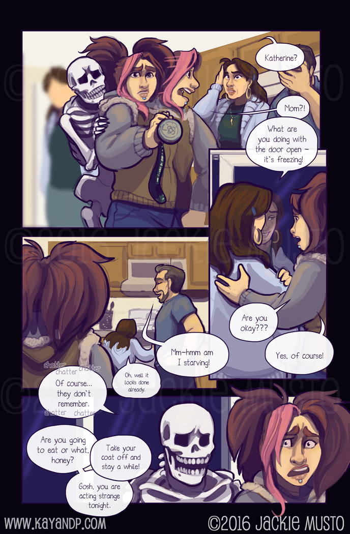 Kay and P, Issue 19: Page 10
