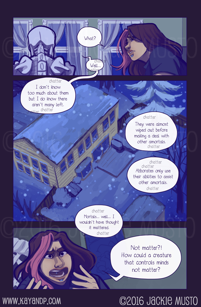 Kay and P: Issue 19, Page 15