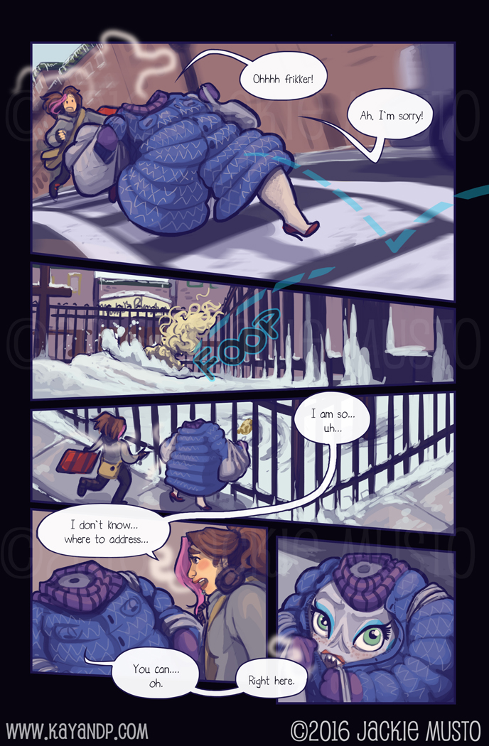 Kay and P, Issue 19: Page 23