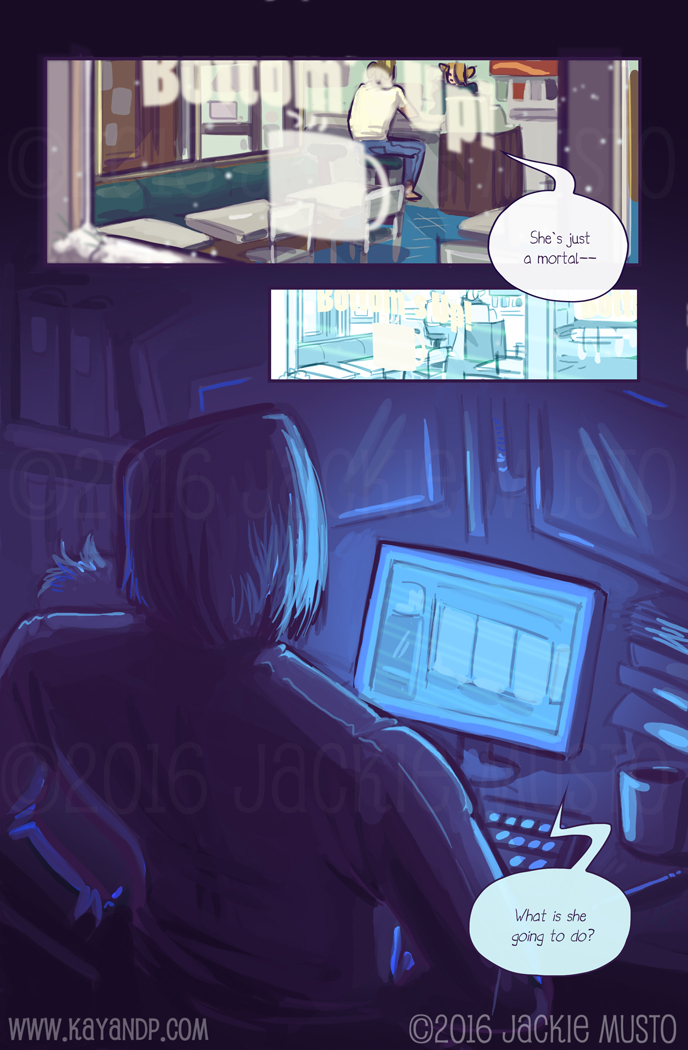 Kay and P: Issue 19, Page 32