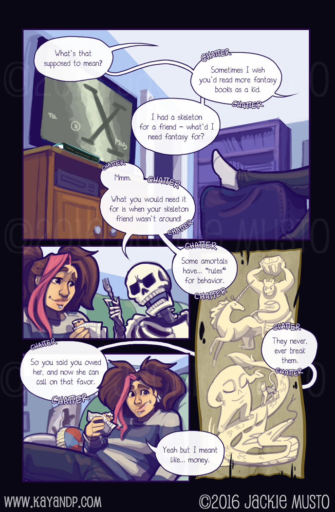 Kay and P, Issue 20: Page 04