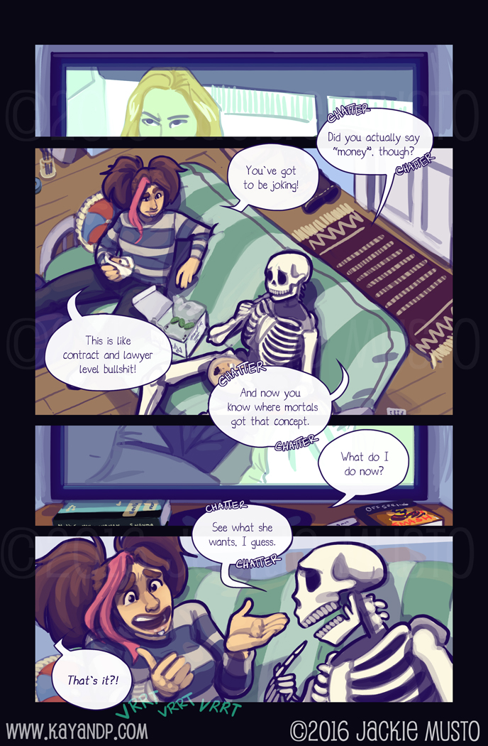 Kay and P, Issue 20: Page 05