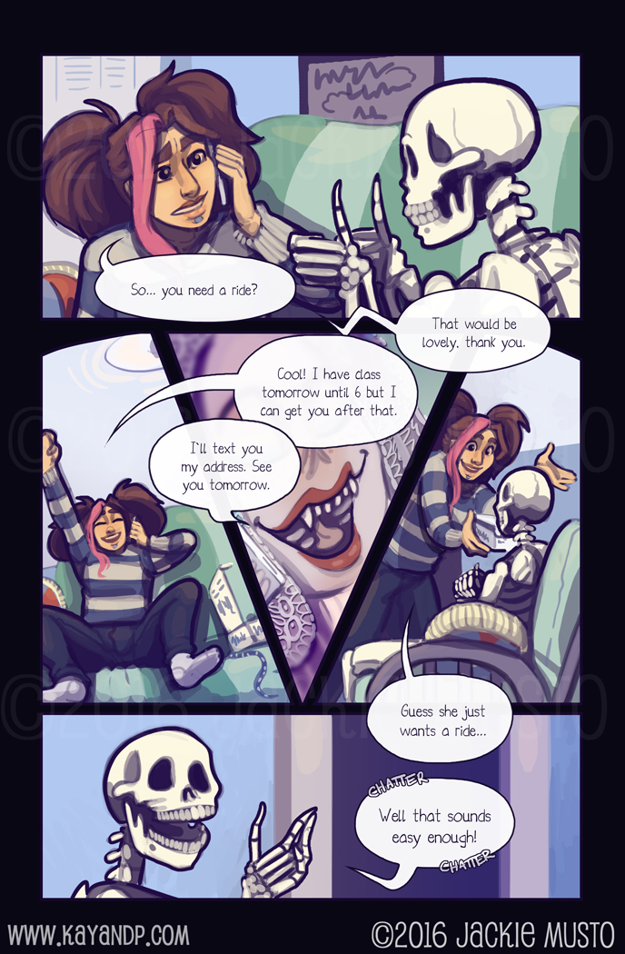 Kay and P, Issue 20: Page 07