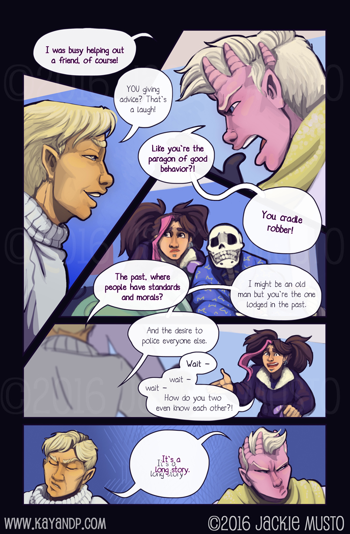 Kay and P, Issue 20: Page 19