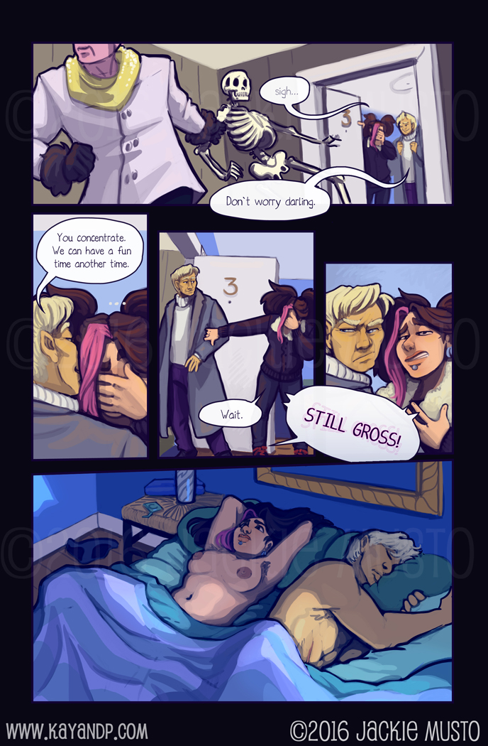 Kay and P, Issue 20: Page 23