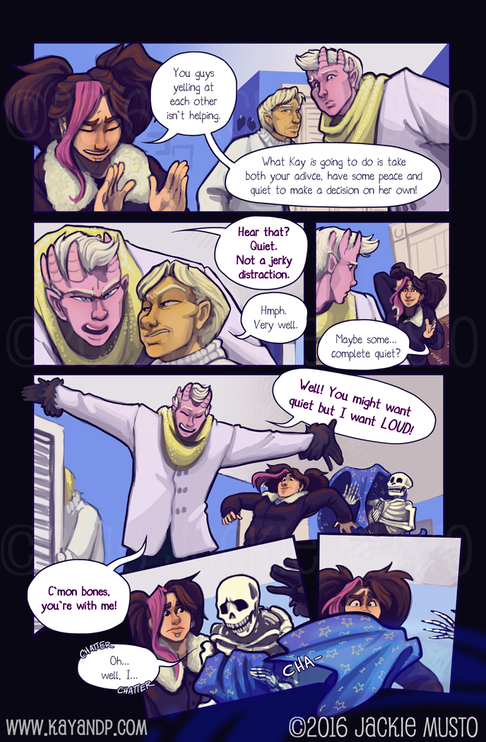 Kay and P, Issue 20: Page 22