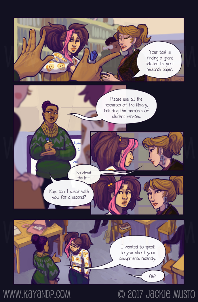 Kay and P, Issue 21: Page 04