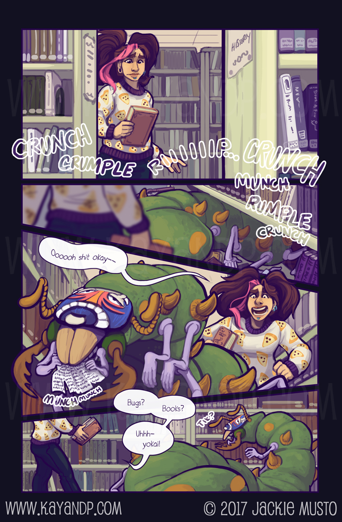 Kay and P, Issue 21: Page 07