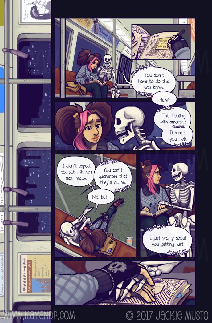 Kay and P, Issue 21: Page 14