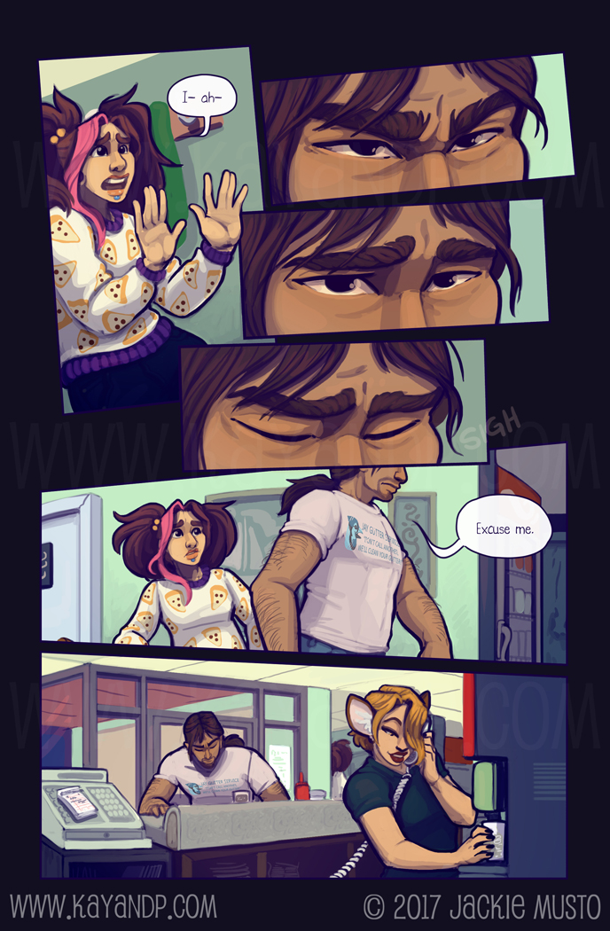 Kay and P, Issue 21: Page 18