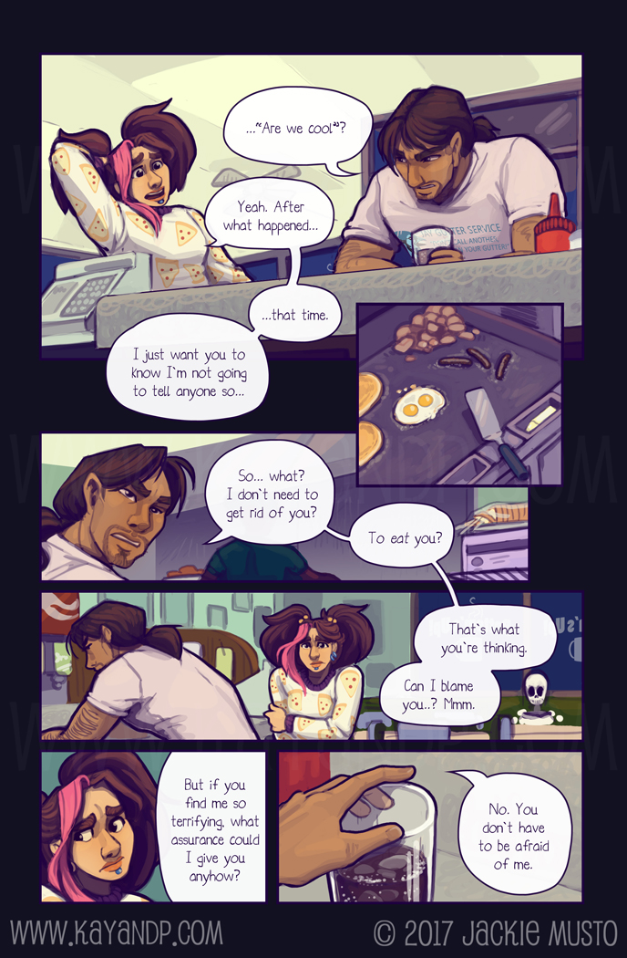 Kay and P, Issue 21: Page 20