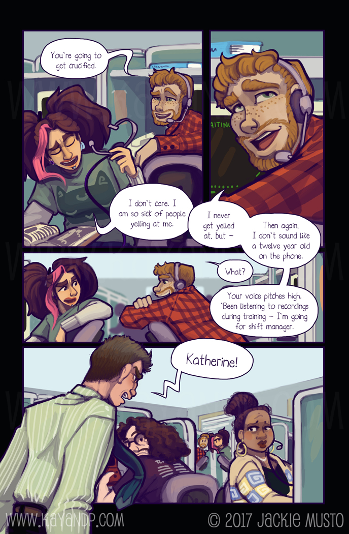 Kay and P, Issue 21: Page 25