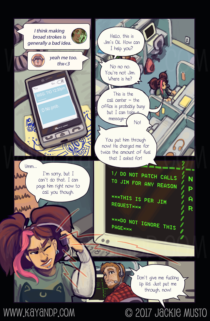 Kay and P, Issue 21: Page 23