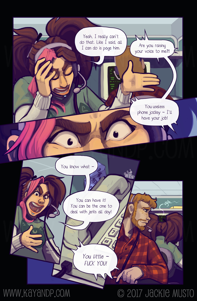 Kay and P, Issue 21: Page 24