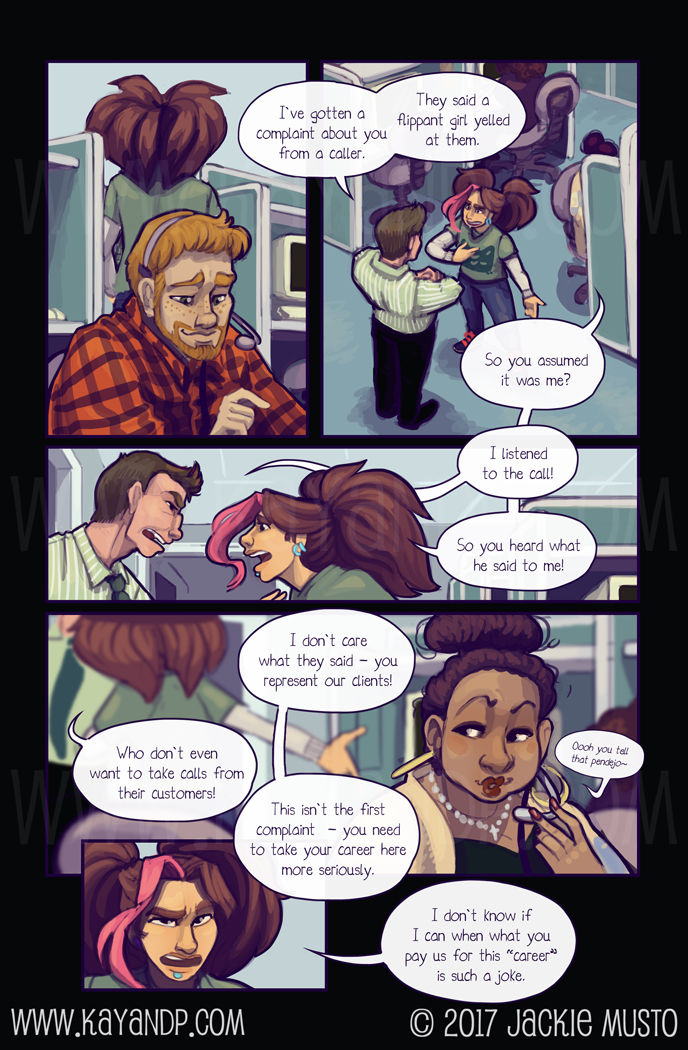 Kay and P, Issue 21: Page 26