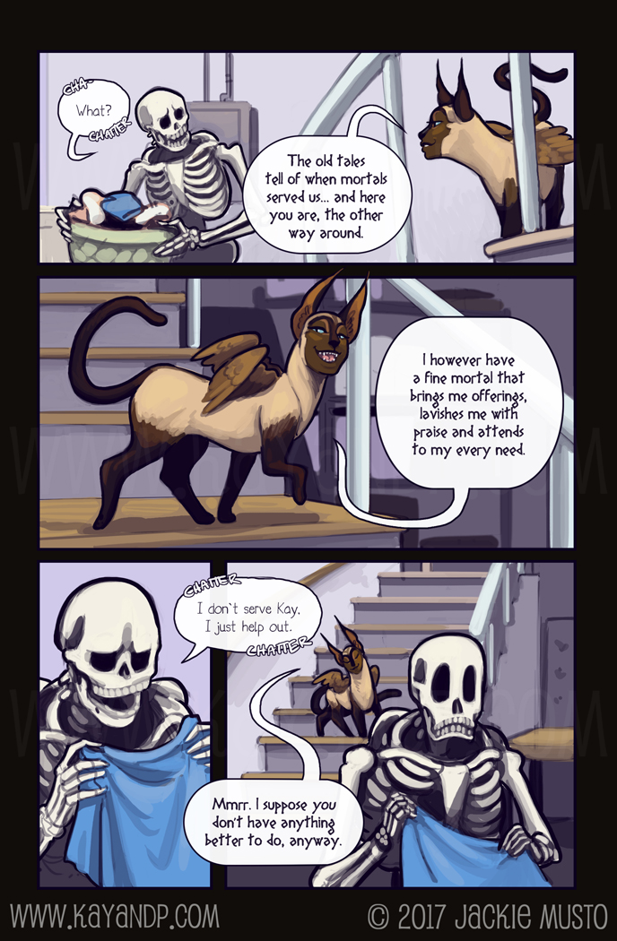 Kay and P, Issue 21: Page 29