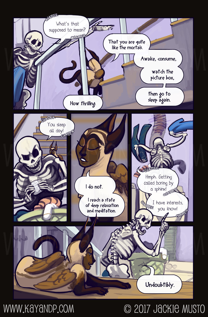 Kay and P, Issue 21: Page 30