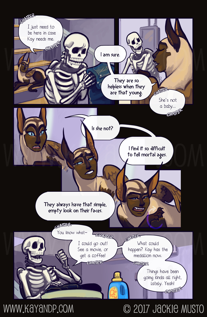 Kay and P, Issue 21: Page 31