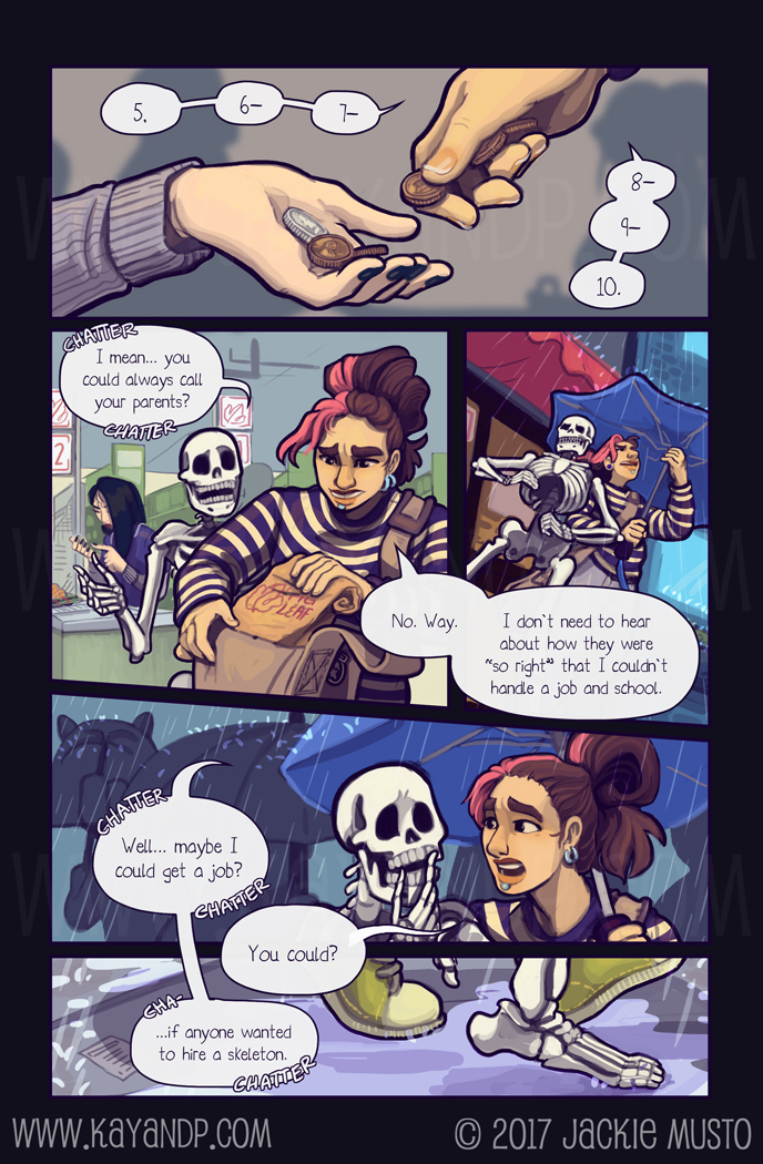 Kay and P, Issue 22: Page 06