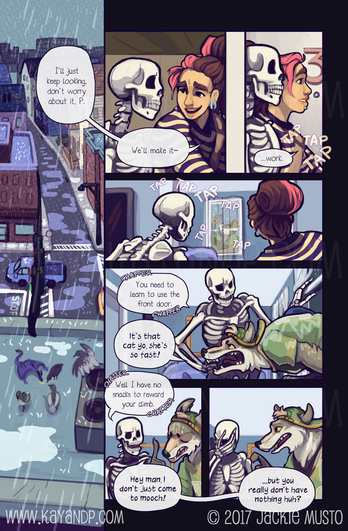 Kay and P, Issue 22: Page 07