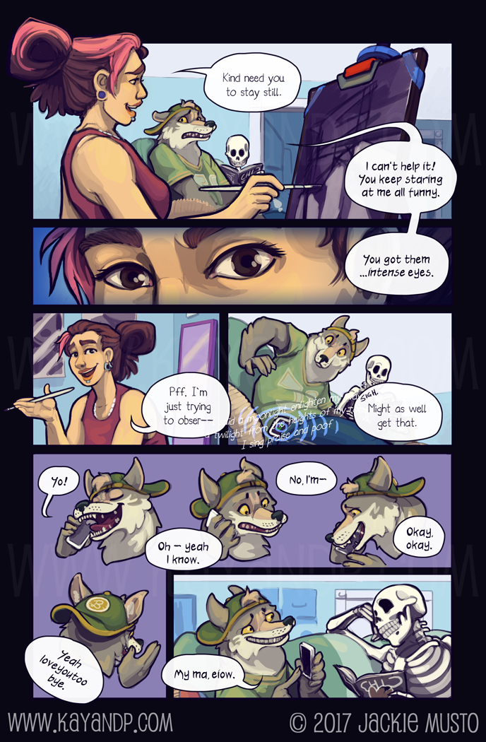 Kay and P, Issue 22: Page 10