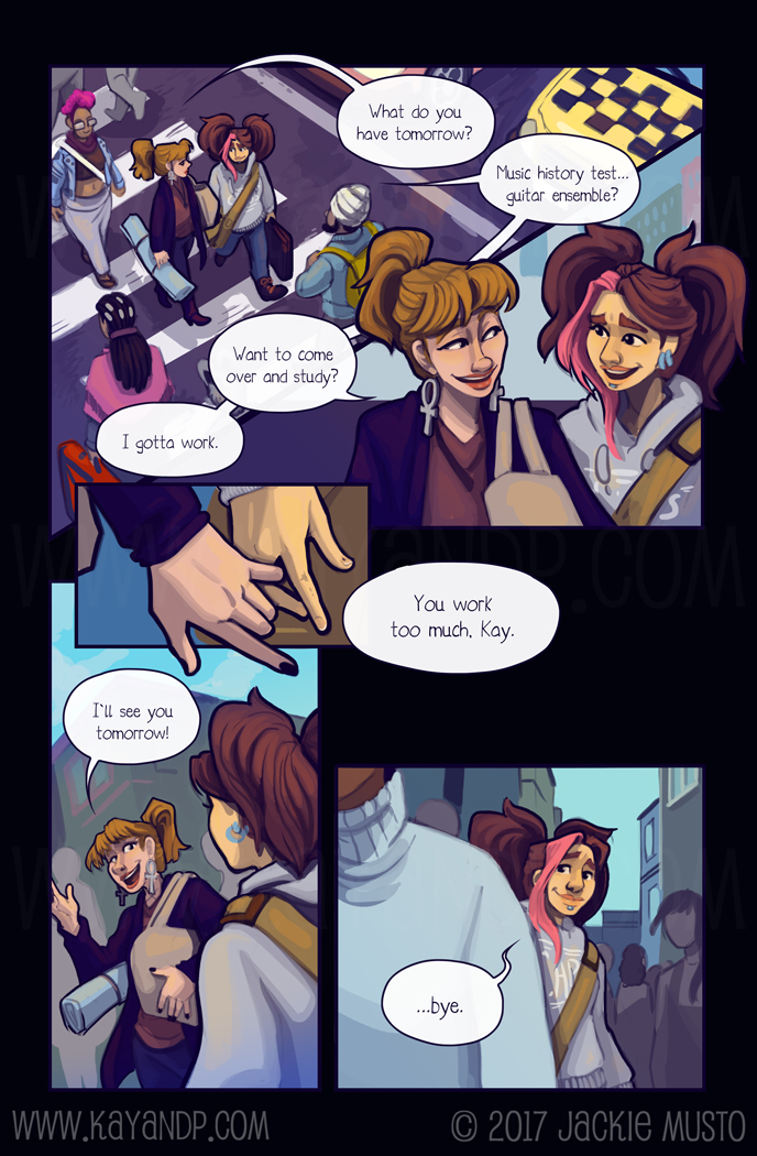 Kay and P, Issue 22: Page 20