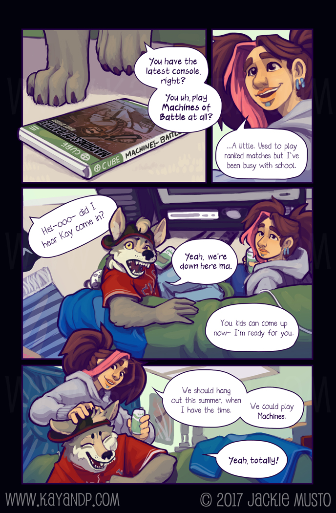 Kay and P, Issue 22: Page 23