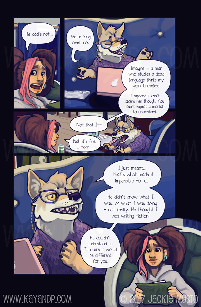 Kay and P, Issue 22: Page 26