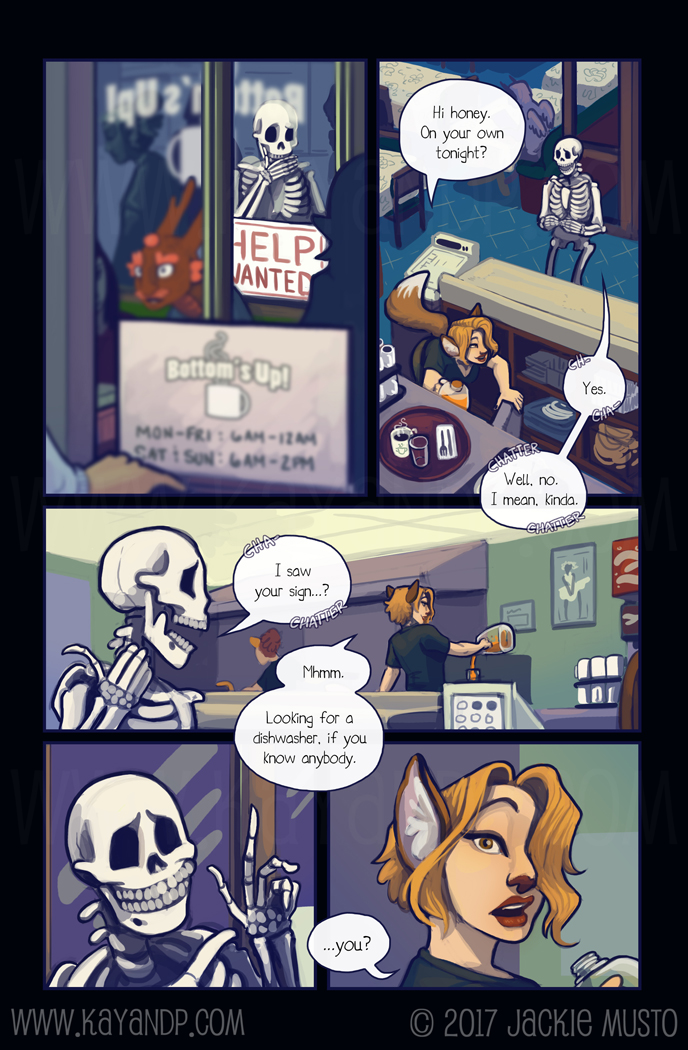Kay and P, Issue 22: Page 29