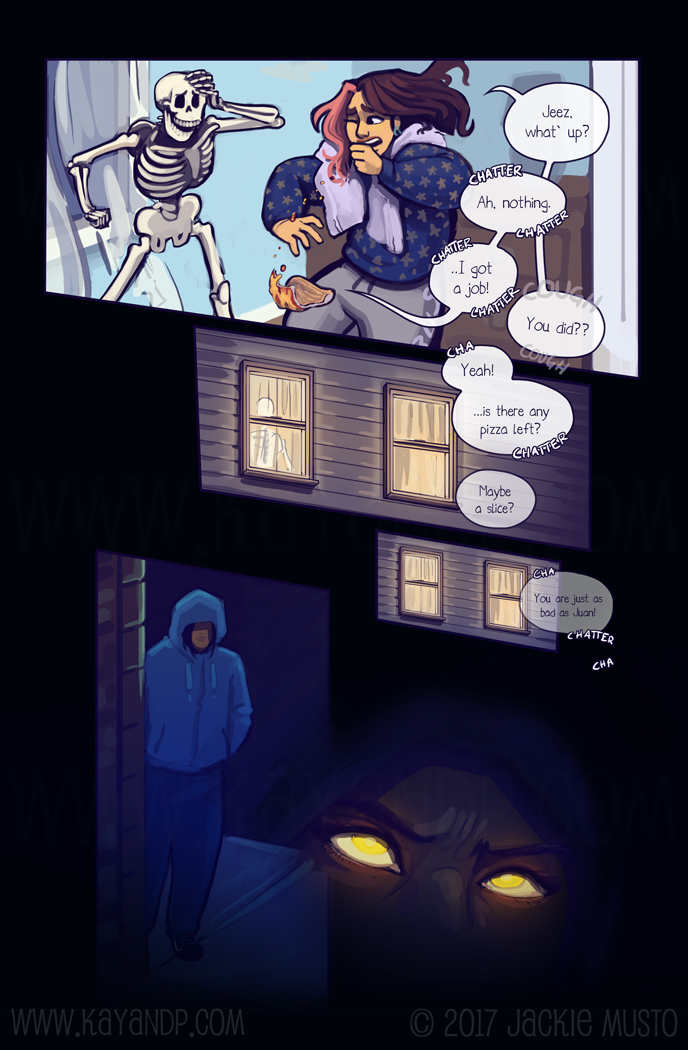 Kay and P, Issue 22: Page 32