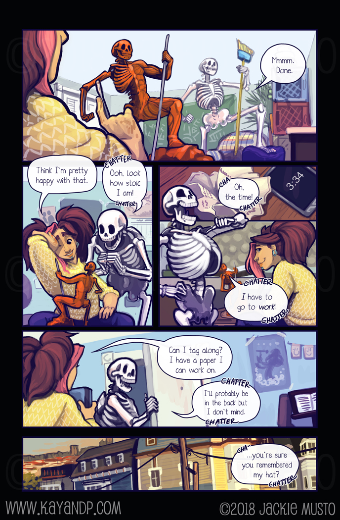 Kay and P, Issue 23 - Page 06