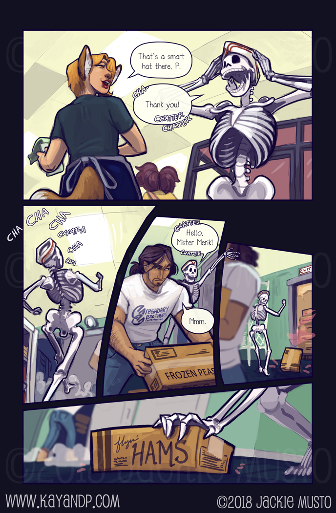 Kay and P, Issue 23 - Page 09