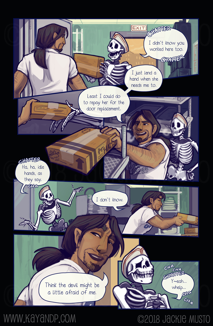 Kay and P, Issue 23 - Page 10