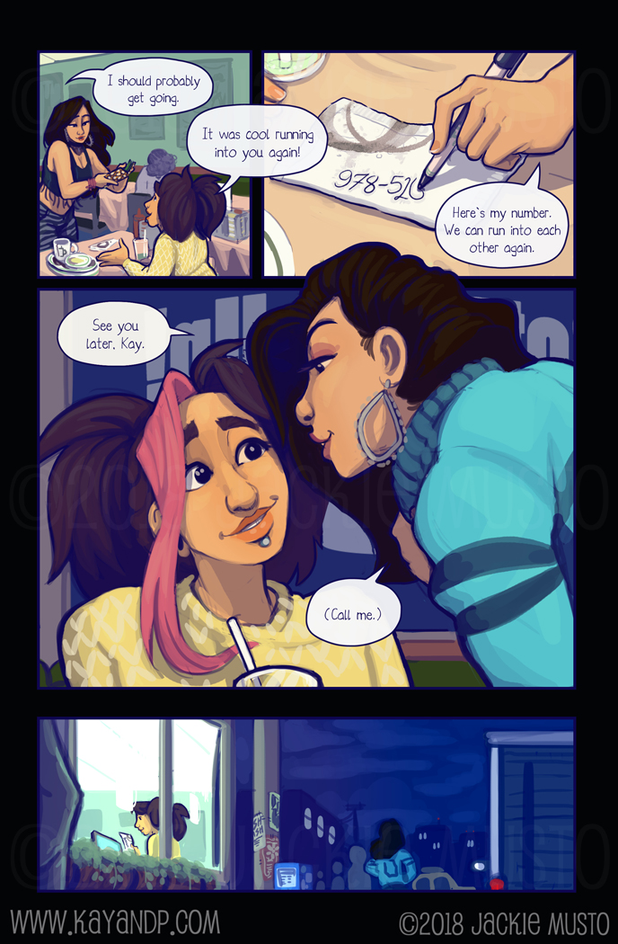 Kay and P, Issue 23 - Page 13