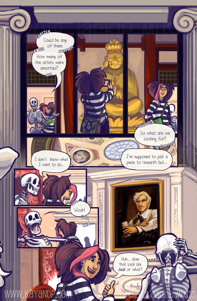 Kay and P, Issue 23 - Page 15