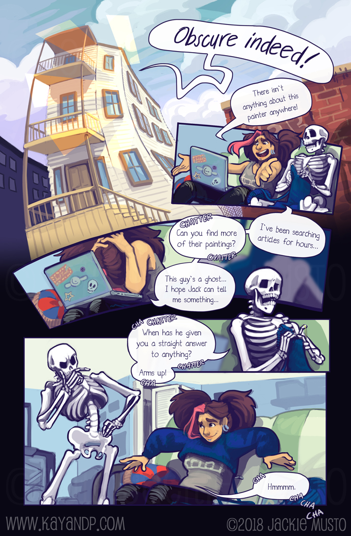 Kay and P, Issue 23 - Page 19