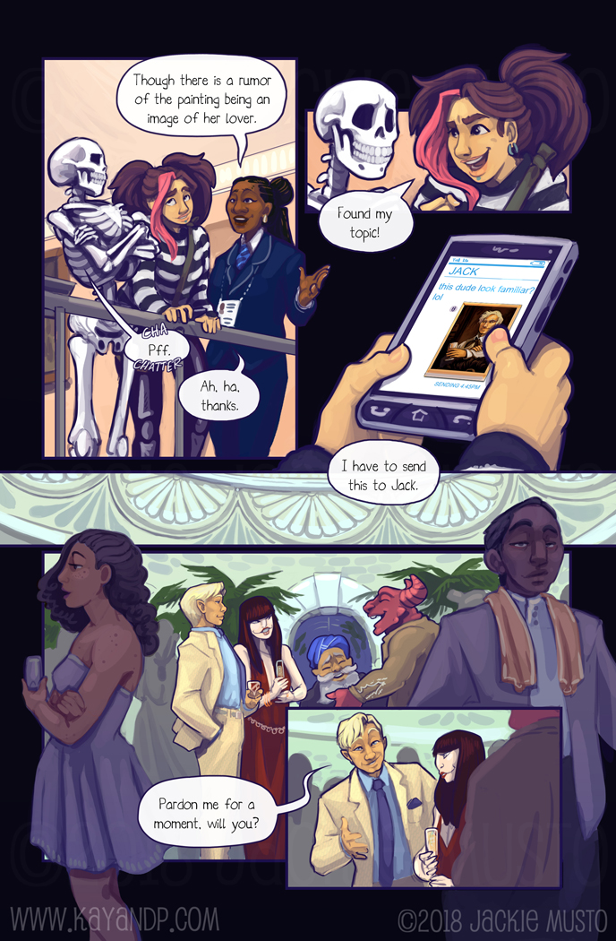 Kay and P, Issue 23 - Page 17