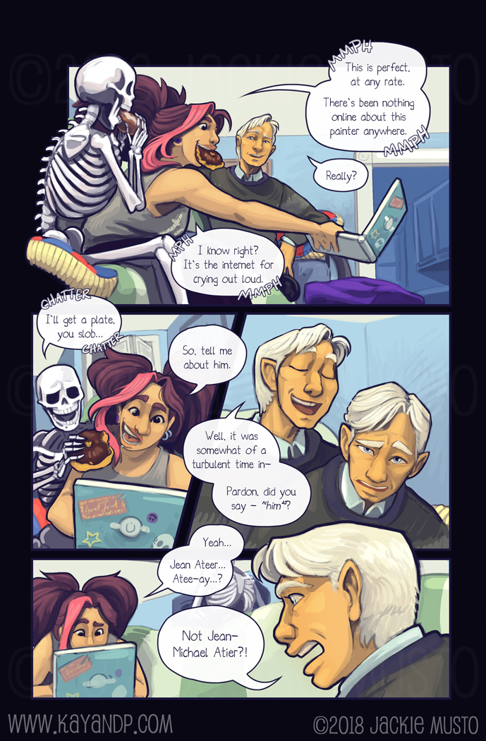 Kay and P, Issue 23 - Page 22