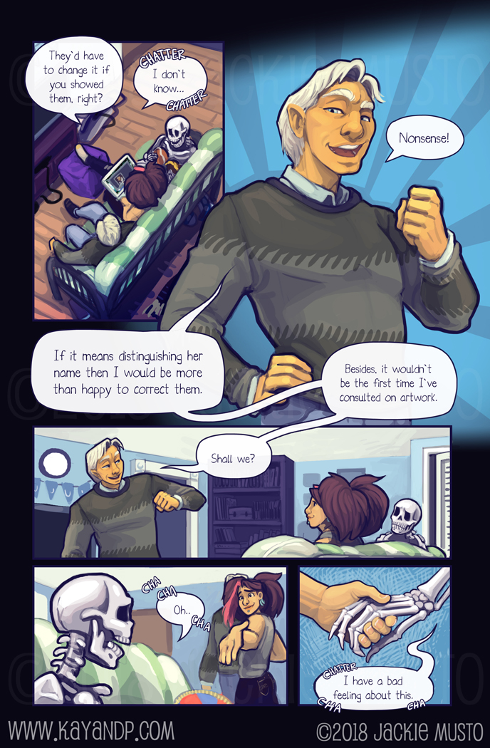 Kay and P, Issue 23 - Page 27