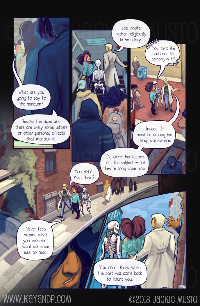 Kay and P, Issue 23 - Page 29