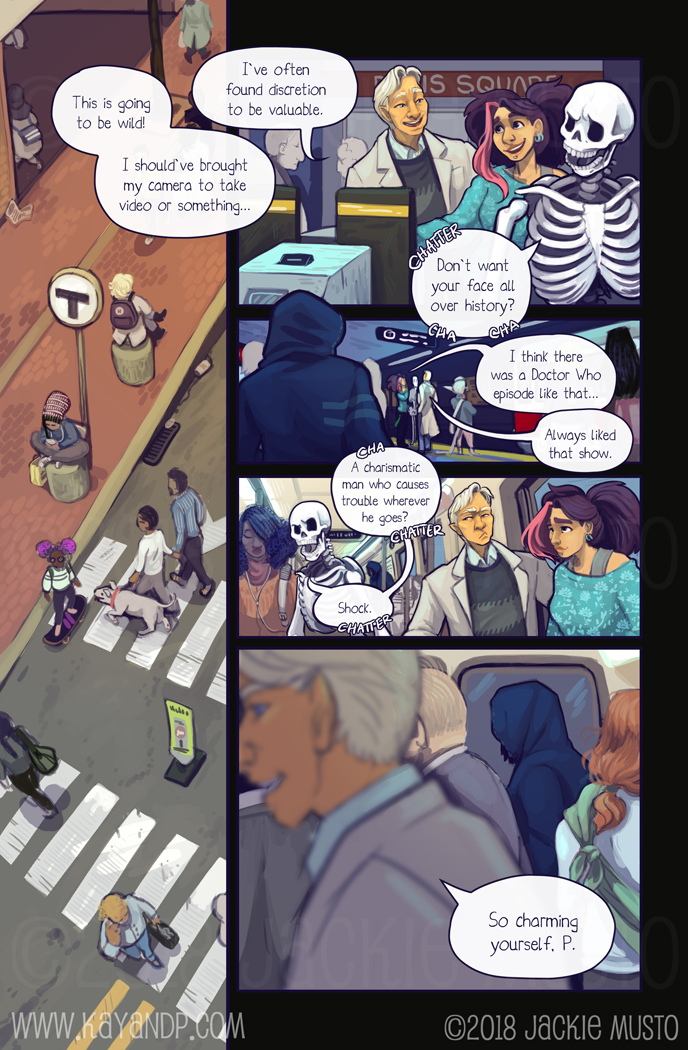 Kay and P, Issue 23 - Page 28