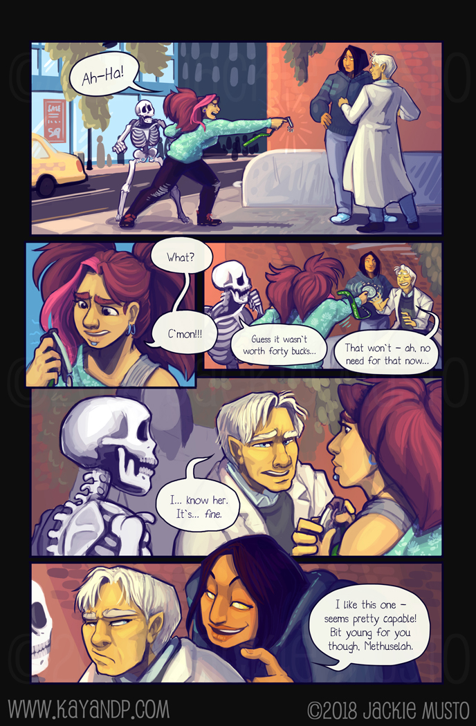 Kay and P, Issue 24 - Page 02